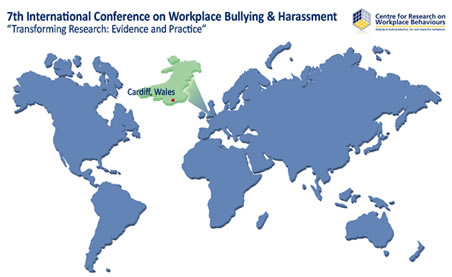 7th International Conference on Workplace Bulling & Harassment