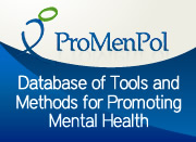 ProMenPol - Database of Tools and Methods for promoting Mental Health